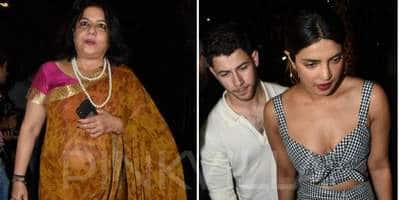 This is what PeeCee's mother has to say after meeting Nick Jonas