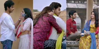 WATCH: Dhadak Title Track Revives The Old World Slow Romantic Song With Ishaan and Jahnvi!