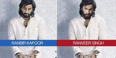 We Re-Imagined Sanju's Poster With Ranveer Singh Instead Of Ranbir Kapoor And Could Not Believe Our Eyes!