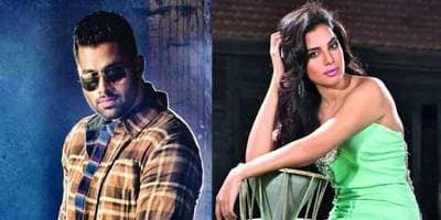 Abishek Ambareesh and Tanya Hope Will Play Motocross Bikers On-Screen