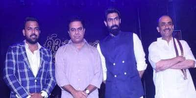 KTR: Tharun is leading a transformation in the Telugu film industry
