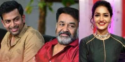 Saniya Iyappan To Play Mohanlal's Daughter In 'Lucifer'