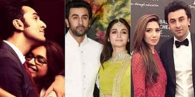 In Pictures: All The Women Ranbir Kapoor Has Dated Ever