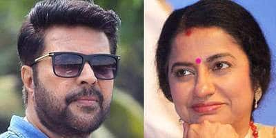 Mammootty And Suhasini To Collaborate For A Film After A Long Time