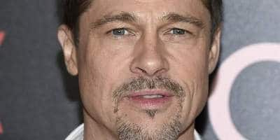 Brad Pitt Spends Father's Day With Kids