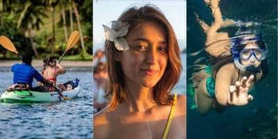 Ileana D'Cruz Chills In Fiji While We Curse Our Soul Sitting In Office And Dying Of Heat!