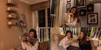 Thanks To Gauri Khan, Jacqueline's Cozy Corner Is Our New Home Decor Goal