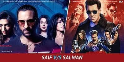 Saif Ali Khan's Race Or Salman's Race 3- What Won Hearts?
