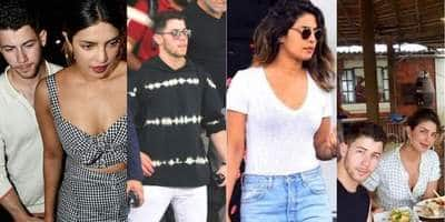 Priyanka Chopra And Nick Jonas Are Making The Most Of Their Time In India