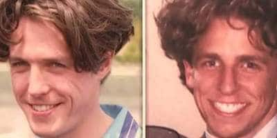 WOW! Hugh Grant's Doppelganger From The 90s Is Seth Meyers