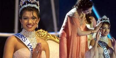 When Priyanka Chopra Gave A Wrong Answer To Her Miss World Question And Still Won The Crown