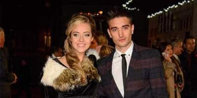 YAY! Tom Parker And Kelsey Hardwick Get Hitched