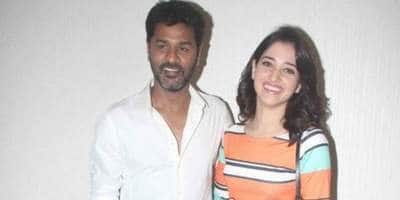 Prabhudheva And Tamannaah Bhatia To Join Hands Again?