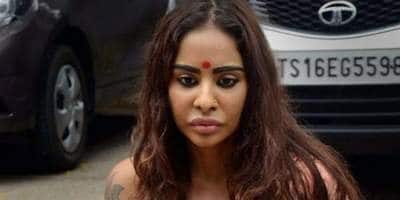 Sri Reddy Opened Up, Felt Like Committing Suicide