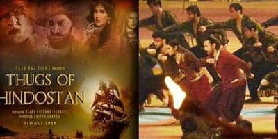 Record Breaking Things About Thugs Of Hindoostan That Is Making Us Hold Our Breath For The Film