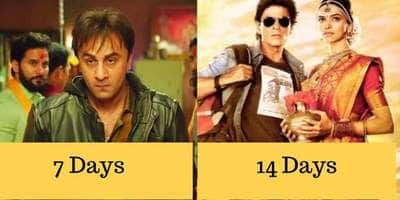 In Pics: 14 Bollywood Blockbusters And The Number Of Days They Took To Cross 200 Crores