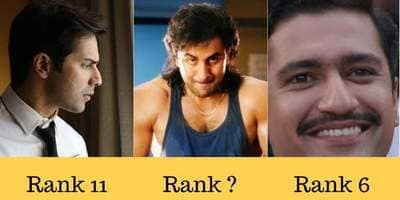 RANKED: Bollywood Actors And Their Box-Office Collection In 2018 Till Date!