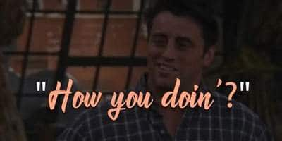 12 Most Memorable Dilaogues Of Joey That Every F.R.I.E.N.D.S Fan Would Know By Heart!