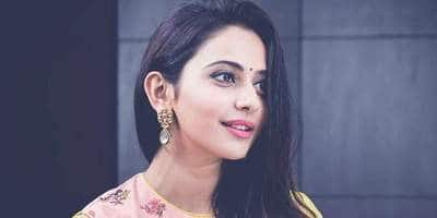 Rakul Became A Tour Guide In Ukraine