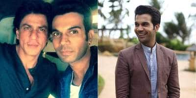 Rajkummar Rao Reveals His Struggle In Bollywood And His SRK Fanboy Moment!