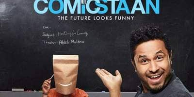 Comicstaan: Abish Mathew Opens Up About working With Fellow Artistes