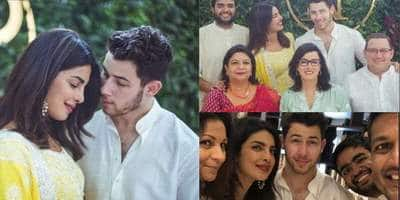 LIVE UPDATES: Priyanka Chopra And Nick Jonas' Engagement: Here Are All The Pics Of The Couple