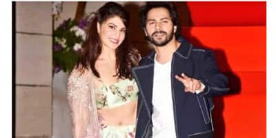 Varun Dhawan reveals a special name for Jacqueline Fernandez in his birthday wish