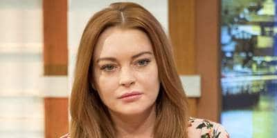 Lindsay Lohan Apologises For Commenting About #Metoo Movement