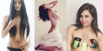 10 Actresses Who Went Topless For Some Really 'Interesting' Reasons