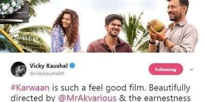 Bollywood Has Watched Irrfan Khan's Karwaan And Here's What The Celebs Have To Say!