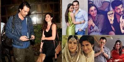 Bollywood Celebrities Who Dated Much Younger Partners After Their Divorce