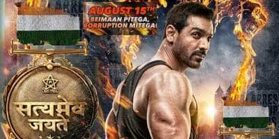 Satyameva Jayate flags off with 20.52cr on Independence Day; highest opening for an A rated action film