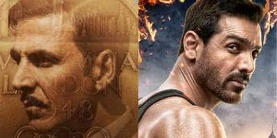 Akshay's Gold And John's Satyameva Jayate Is Not A Clash But Can Be A Really Good News For Bollywood