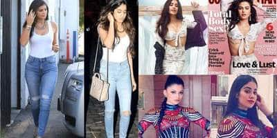 10 Times Janhvi Kapoor Took Style Inspiration From Other Celebrities
