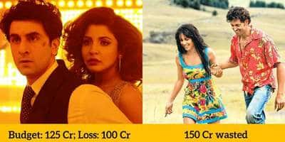 17 Most Expensive Flop Movies Of Bollywood