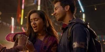 Rajkummar Rao Oscillates Between A Star Struck Lover And A Tharki Aadmi In This Romantic Track From Stree!
