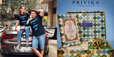 Check Out All The Details About Prince Narula And Yuvika Chaudhary's Wedding!
