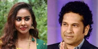 Sri Reddy Trolled By Master Blaster Fans