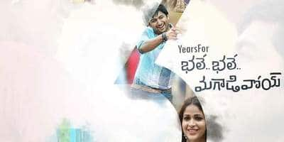 Director Maruthi Shares Memories Related To 'Bhale Bhale Magadivoy' As The Film Clocks Three Years