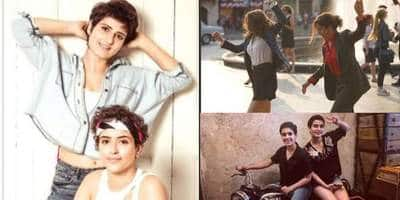 These Pictures Of Fatima Sana Sheikh and Sanya Malhotra Will Debunk The Notion 'Two Actresses Cannot Be Friends', Forever