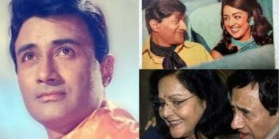 You Won't Believe What Dev Anand's Female Co-Stars Did For Him!
