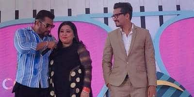 What? Comedian Bharti Singh and Haarsh Limbhachiyaa NOT A Part Of Bigg Boss!