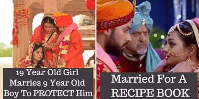 20 Times TV Marriages Proved That Indians Never Marry For