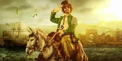 Thugs Of Hindostan: Aamir Khan Finally Unveils His Looks As The Goofy Firangi, Check It Out Here