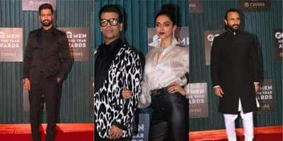 Bollywood Celebs Glam Up The Red Carpet Of GQ Style Awards 2018