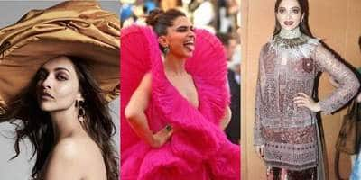 10 Times Deepika Padukone's Outfits Proved That She Is Taking Inspiration From Ranveer Singh!
