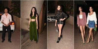 Punit Malholtra's Weekend Bash Brought The Entire Young Brigade Of Bollywood Together