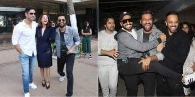 Bollywood Shows Some Serious Love To Vicky Kaushal's Uri
