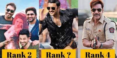 Ranked: Rohit Shetty Films And The Number Of Days These Took To Collect 100 Crores At The Box-Office!