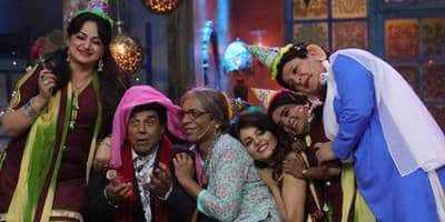 While Kapil Sharma's Show Gets TRP Boost, Sunil Grover's Kanpur Waale Khuranas To Go Off Air!